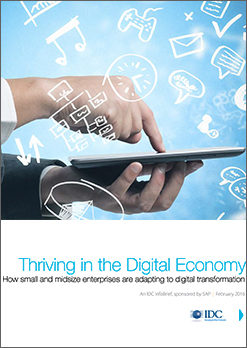 Thriving in the Digital Economy. How Companies Digitally Transform.