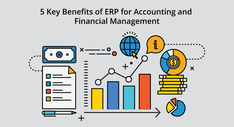5 Key Benefits of ERP for Accounting and Financial Management